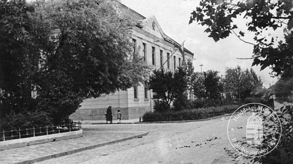 HMFA.01136. Járás bíróság Boross Antal Hb. 1930-as évek